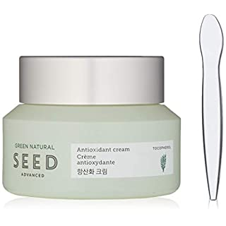 THE FACE SHOP Green Natural Seed Anti Oxid Cream