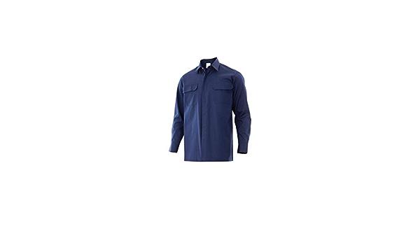 velilla 605001 / Camisa IGNIFUGA - ANTIESTATICA: Amazon.es: Ropa