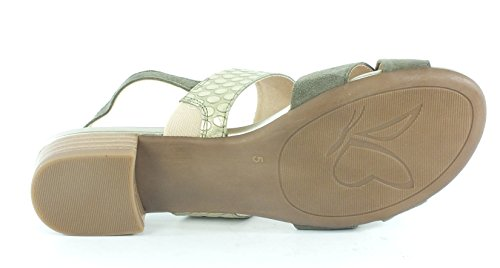 9 20 28103 Caprice Green Sandals Womens BUPaAqw