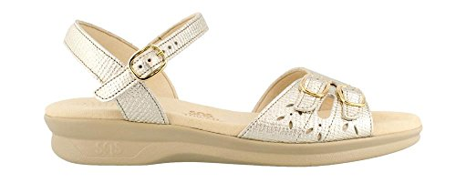 Gold SAS Leather Duo Sandal Women's q0x1gwF