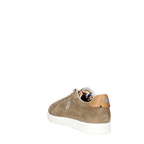 Clair Polo Assn Petite U Gris s Sneakers S1 DYRON4042S7 Homme RqwxZxzv
