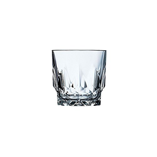 Arcoroc D6316 Artic 8.5 Oz. Old Fashioned Glass - 48 / CS by ARC Cardinal