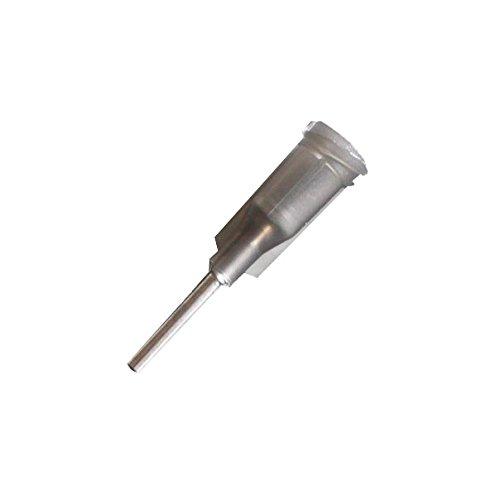 "Luer lock blunt end needles dispensing needle tips 1/"" 100 pcs 14Ga to 25Ga"