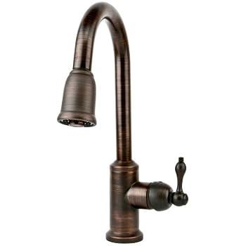 Premier Copper Products K Pd01orb Tru Faucets Single