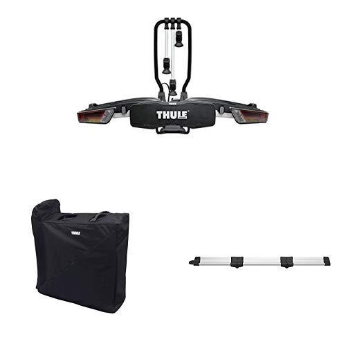 Thule 934400 EasyFold XT 3bike Tragetasche + 934100 EasyFold XT, 3 Fahrräder, 13 pin + 933400 Foldable Loading Ramp Bundle product image