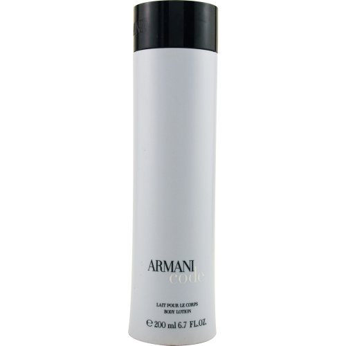 Armani Code femme / woman, Bodylotion 200 ml, 1er Pack (1 x 200 ml)