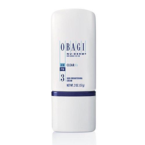 Obagi Nu Derm Clear FX éclaircissant crème pour la peau, 2 once