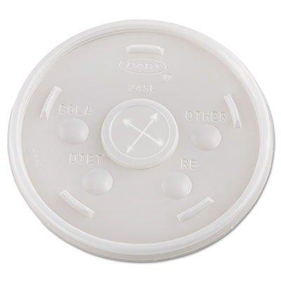 20 Oz Translucent Plastic Cold Cup -