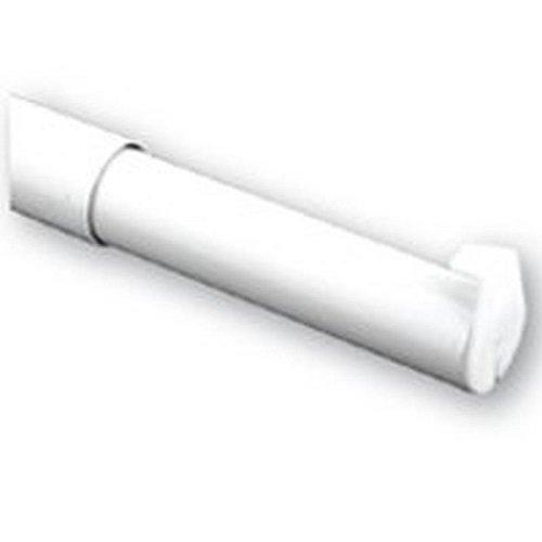 John Sterling Corporation RP0021-18/30 18 To 30 White Adjustable Closet Rod Knape & Vogt Mfg Co RP-0021-18/30