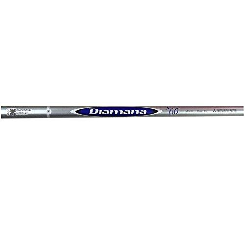 Diamana Blue Board (NEW Mitsubishi Diamana S+ Plus 60 (Blue Board) Stiff Flex Driver/Wood Shaft)