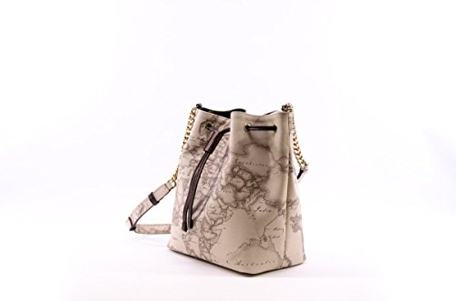 Gg109385 Brown Drawstring 0500 Alviero Martini Dark beige xwB4XZEXq
