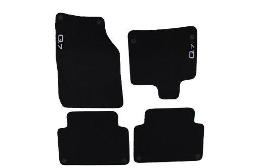 Genuine Audi Accessories 4L1061270PBMNO Premium Textile Floo