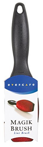 Evercare Lint Brush (Evercare Magik Brush Picks Up Lint, Dust, Dandruff)
