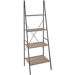 ClosetMaid 1316 Ladder Shelf, Gray