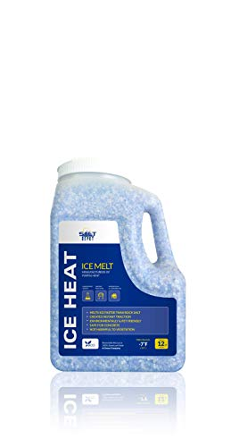 Buy Bargain Salt Depot Ice Heat Solar Snow & Ice Melter (-7°F / -21.6°C) Safe for Pets and on Conc...