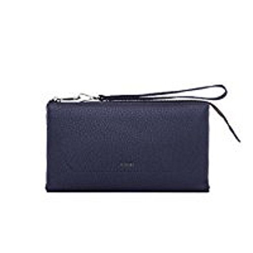 bonia-womans-dark-blue-exquisite-pouch