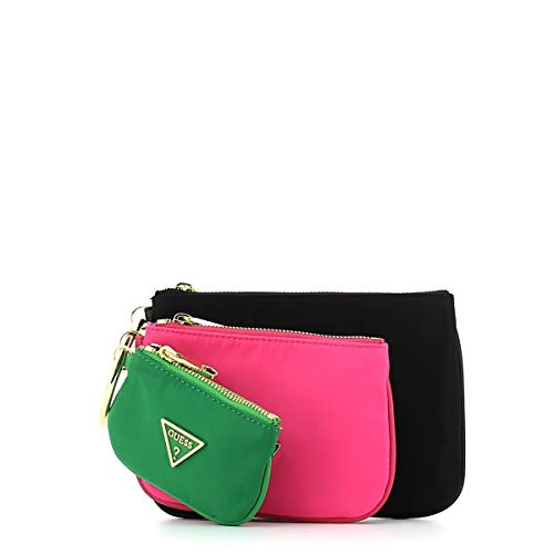 bml Multicolour Colors Guess Wallet Multi black Pack WqZwRwfg