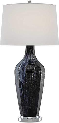 Currey & Company Table Lamp Cosmo Vase-Like Body Vase 1-Light Polish ()