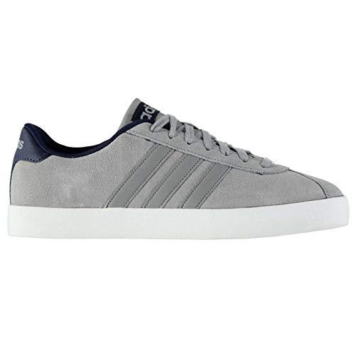 De Gris Adidas maruni Court gritre Fitness Homme Vulc gritre Chaussures SYFwYtq