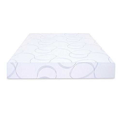 PrimaSleep 9 inch Aurora Multi-Layered I-Gel Infused Memory Foam Mattress, ()