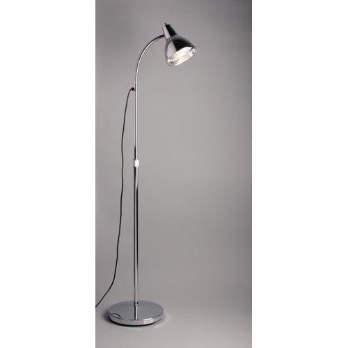 DUKAL 4398 Tech-Med Exam Lamp, Deluxe, 11'' Base Diameter, Locking Height Adjustment from 34''-72''