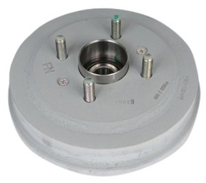 ACDelco 177-0455 GM Original Equipment Rear Brake Drum and Hub Assembly