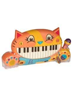 B Meowsic Musical Keyboard.