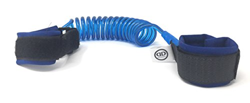 Child Wrist Leash Anti Lost Safety Link Harness Strap - Great For Children, Toddlers, Kids from DD