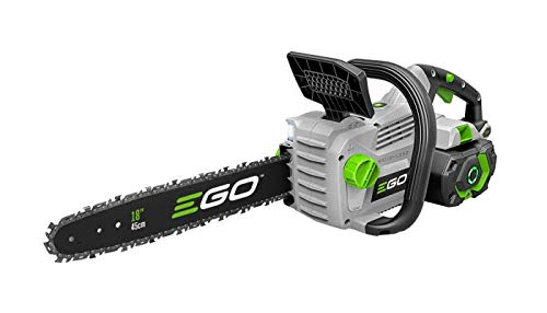EGO Power+ CS1804 18″ Chainsaw with 5.0Ah Battery and Charger