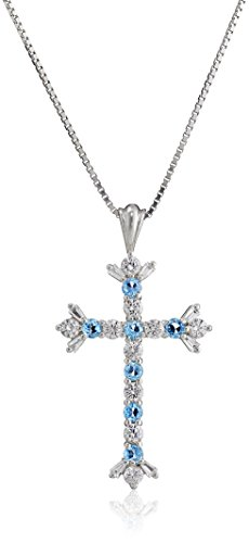 sterling-silver-blue-topaz-and-created-white-sapphire-cross-pendant-necklace-18