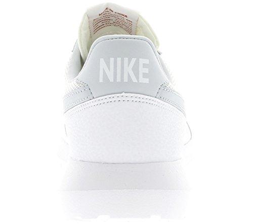 Nike Wmns Roshe Dbreak Nm, Zapatillas de Deporte para Mujer Blanco (White / Pure Platinum)