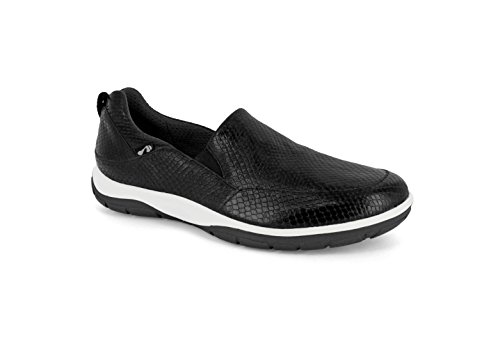 Black Shoe Skin uk Footwear Orthotic Florida Active Lizard Strive 4 xq6BTn0