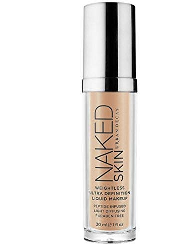 UD Naked Skin Weightless Ultra Definition Liquid Makeup Foundation - Shade 1.5