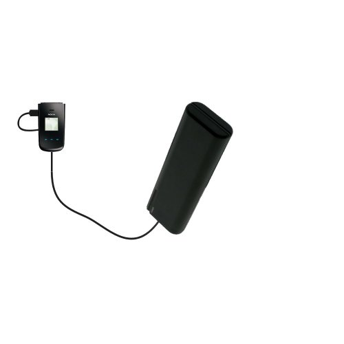 AA Battery Pack Charger compatible with the Motorola H720 Headset