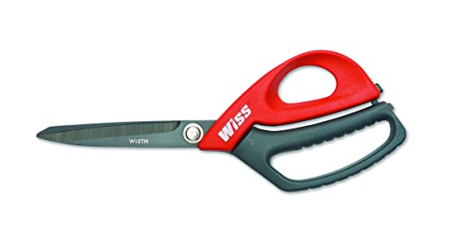 Wiss W10TM SCISSOR,FULL METAL,TITANIUM COATED,10