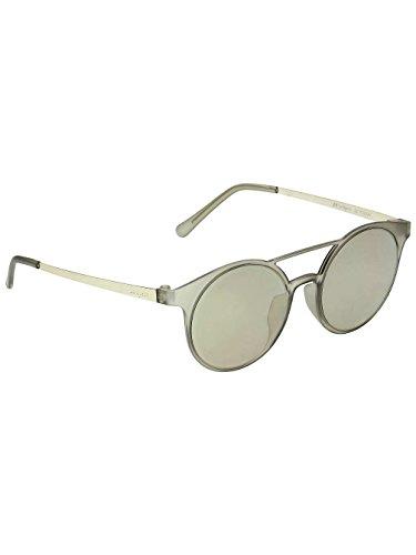 Le Specs Women's Demo Mode Sunglasses, Matte Stone/Gold Revo, One - Modo Sunglasses