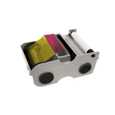 Color Cartridge Ribbon - Fargo Color Ribbon Card Printer for DTC4000 & DTC4250e ID (45110)