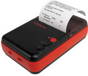 WIFI MINI PRINTER (LAU-307010002) (Bigfoot Mini Button)