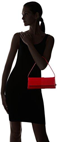 Picard Auguri - Bolsos maletín Mujer Rojo (Rot-lack)