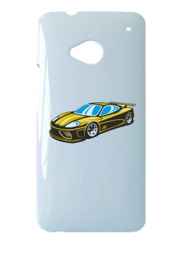 """Smartphone Case Apple IPhone 4/ 4S """"hot Rod Sportwagen Oldtimer Young Timer Shellby Cobra GT Muscel Car America Motiv 9804"""" Spass- Kult- Motiv Geschenkidee Ostern Weihnachten"""