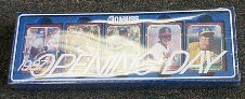 - 1987 Donruss Opening Day Baseball Factory Set