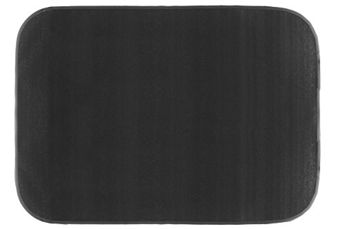 Goods of the Woods 30x84 rectangular black grill mat by Goods of the Woods