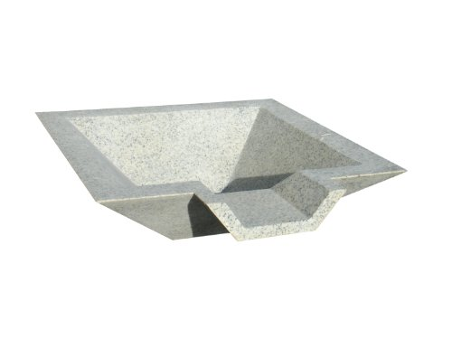 kutstone-cubic-scupper-fountain-24-inch-speckled-granite