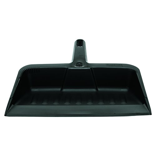 Rubbermaid Commercial Heavy-Duty Dustpan, Charcoal - 1 Piece ()