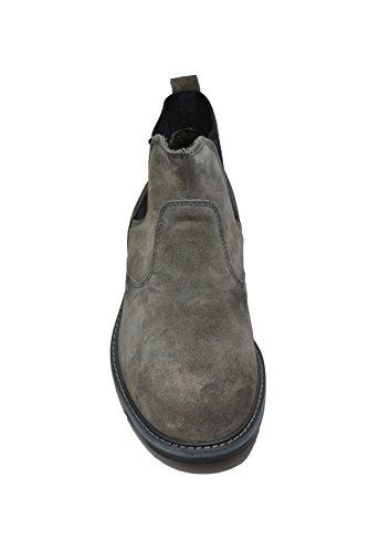 Igi&co Beatles polacchini antracite scarpe uomo 87241