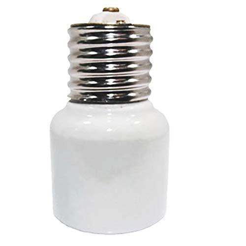 (Mogul Base E39 Socket Extensions Adapter,TWDRTDD Porcelain Mogul Socket Extender, E39 to E39 Screw Mogul Base LED Fluorescent Incandescent Lamp Holder Adapter 1500W 660V)