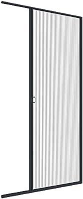 Relativ Windhager Insektenschutz Plissee-Tür Expert Fliegengitter TE33