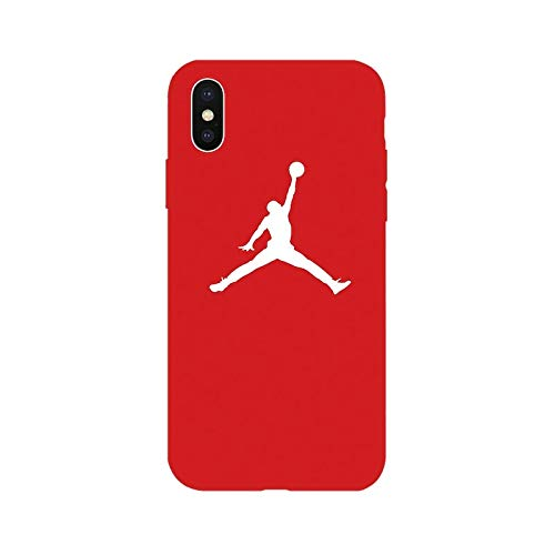1 piece Brand NEW Sport Culture Jordan 23 Soft TPU Silicone Case for iPhone 6 6s Plus 7 7Plus 8 8Plus X Xs Max XR 5 5s SE Phone Cover (Best Hacks For Iphone 4s)