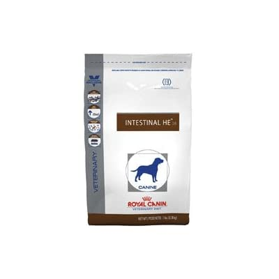 Royal Canin Veterinary Diet Gastrointestinal HE Dry Dog Food 21 lb