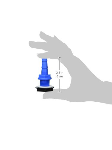 Carysan Tankanschluss mit 10//12 mm Schlaucht/ülle SB